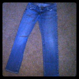 Abercrombie stretch jeans